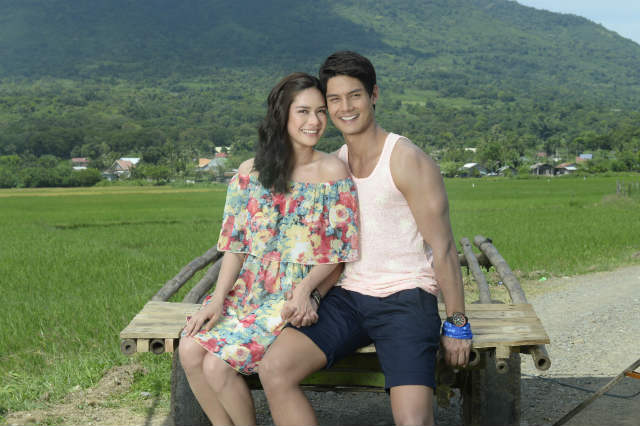 BE MY LADY. Erich plays Pinang, while Daniel is Phil, who falls in love with Pinang and the Filipino culture. Photo courtesy of ABS-CBN