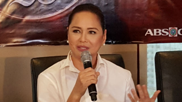 BACk ON SCREEN. Charo Santos-Concio, ABS-CBN former president and CEO and 'Maalaala Mo Kaya' host, confirms that she is starring in a movie directed by Lav Diaz. Photo by Alexa Villano/Rappler