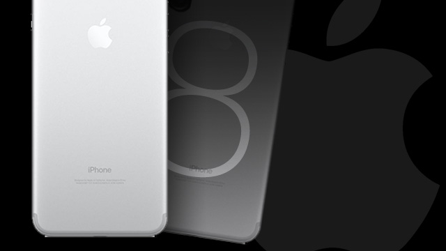 HOLDING OFF. Rumors of Apple's next iPhone temper sales of current iPhone 7. iPhone 8 image for illustrative purposes only