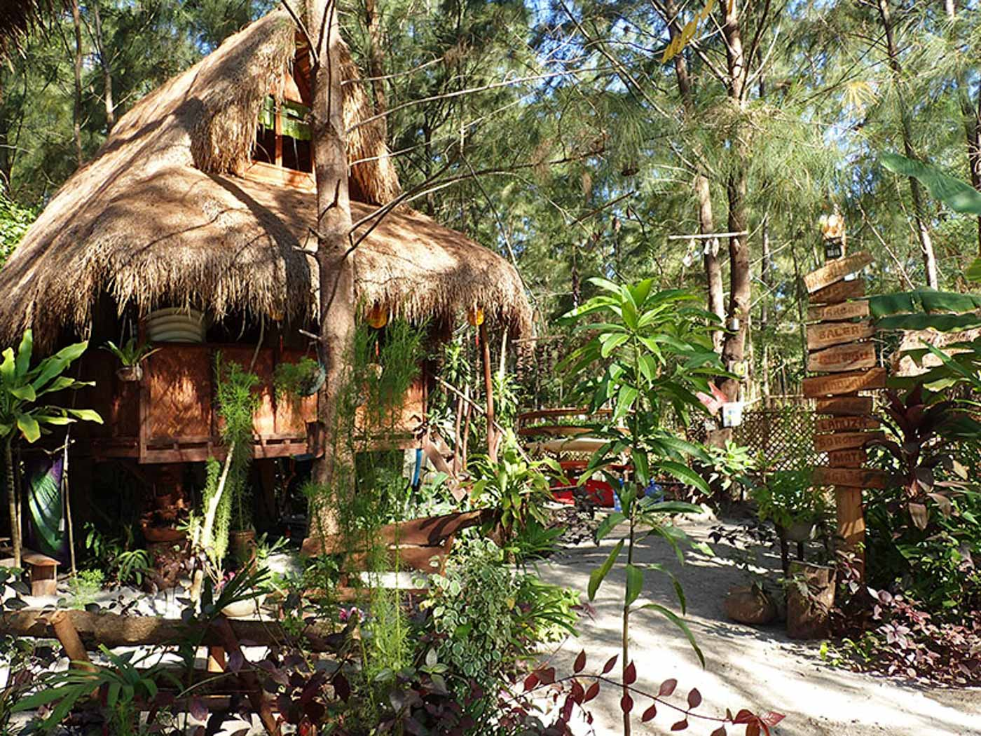 RUSTIC. There are many budget accommodations like Hideout in Liwliwa.