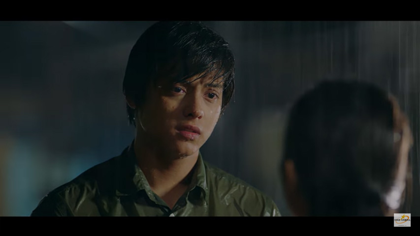 DIFFERENT DANIEL. Daniel Padilla as Primo gives his all-out performance in the film.