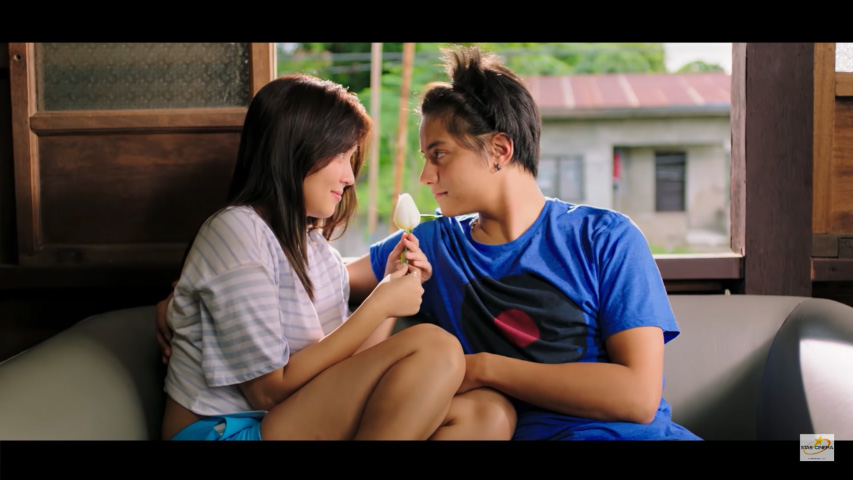YOUNG AND IN LOVE. Primo (Daniel) and George (Kathryn) go through the challenges of a relationship.
