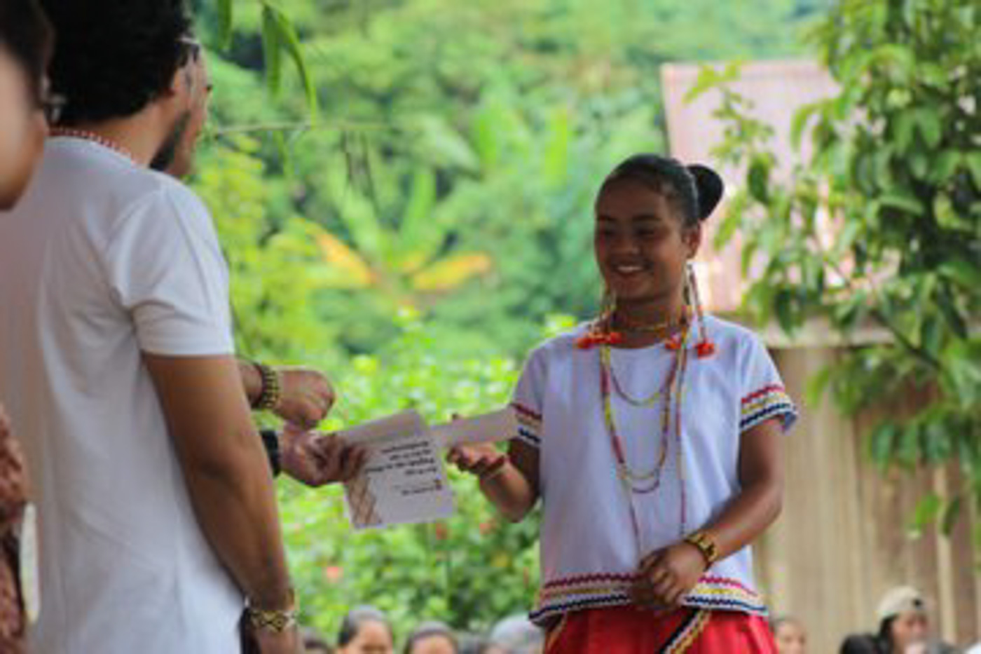 BATCH 2019. Twenty Lumad students graduate from Alcadev.