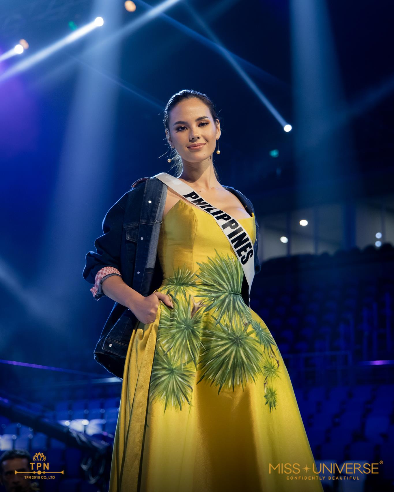 Photo from Facebook/Miss Universe Thailand page and TPN