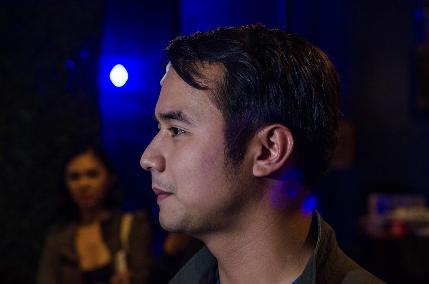 RETURN TO FILM. 'Kung Paano Siya Nawala' is also JM de Guzman's return in the movies.