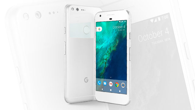 PIXEL. Photo from Google