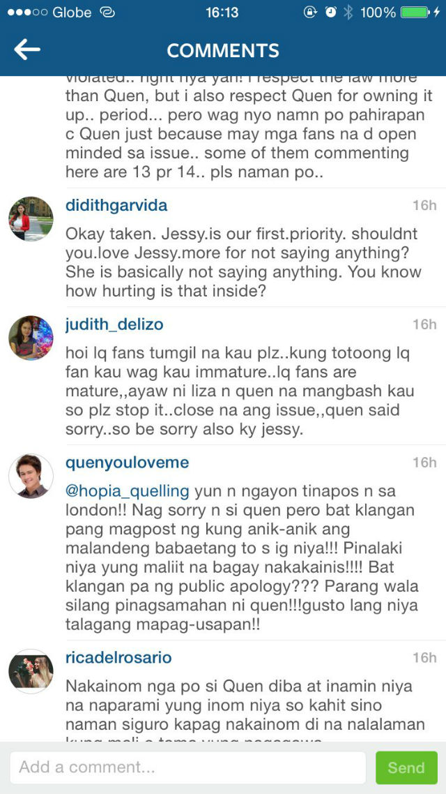 Screengrab from Instagram/senorita_jessy