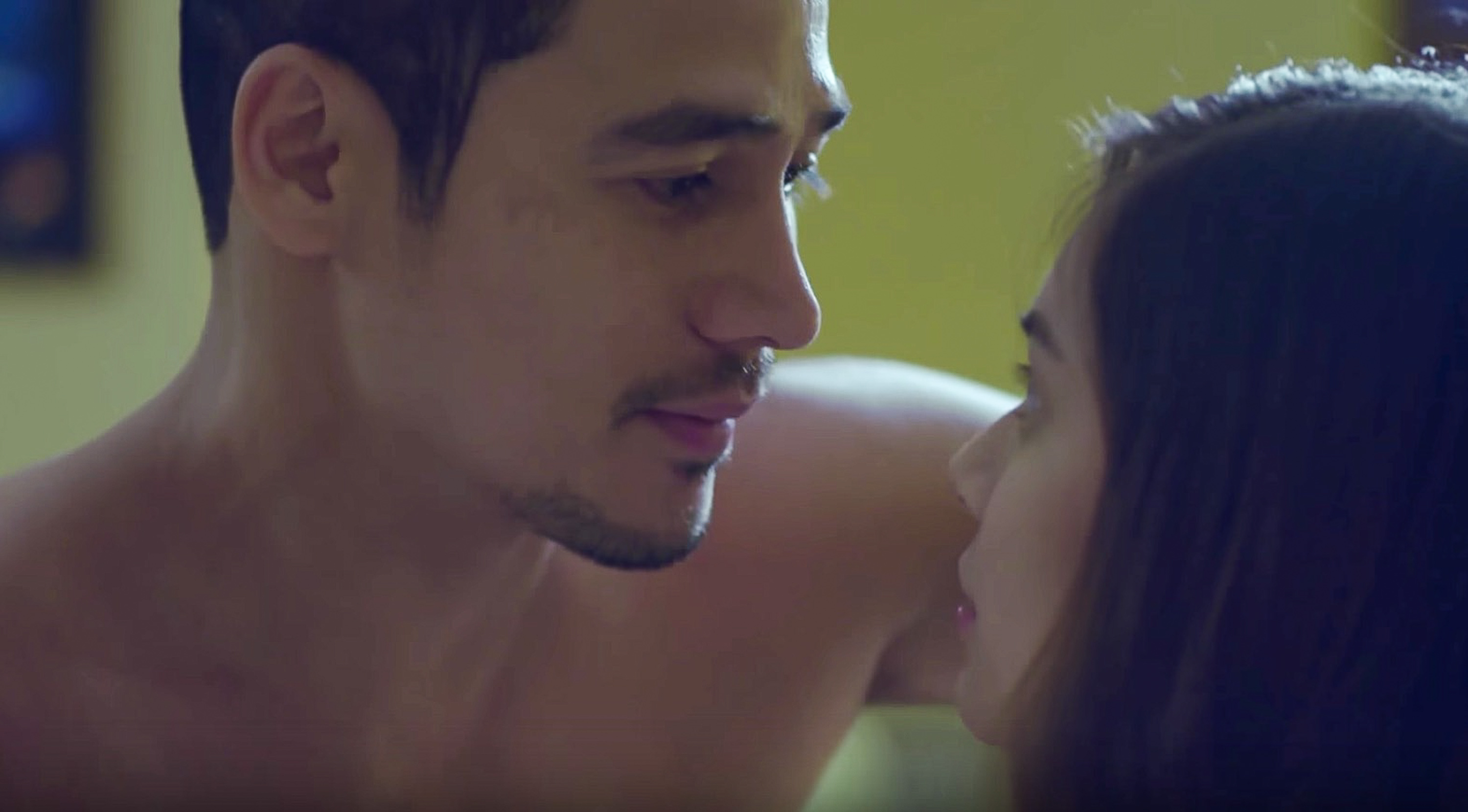 CHARLIE. Piolo Pascual plays an absentee dad who must suddenly take responsibility for his son. Screengrab from YouTube/ABS-CBN Star Cinema