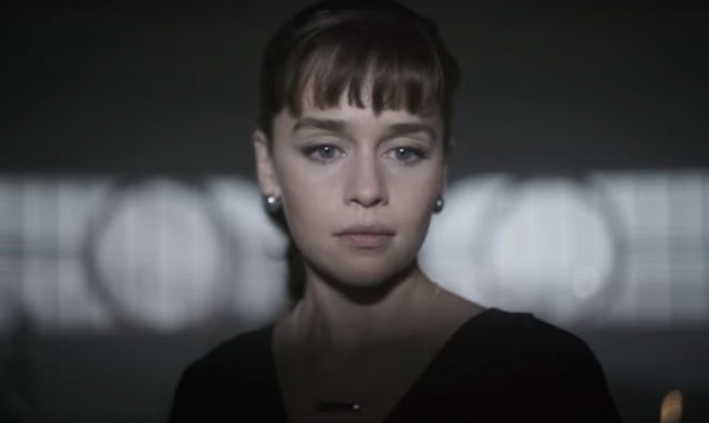 QI'RA. Emilia Clarke is part of the movie