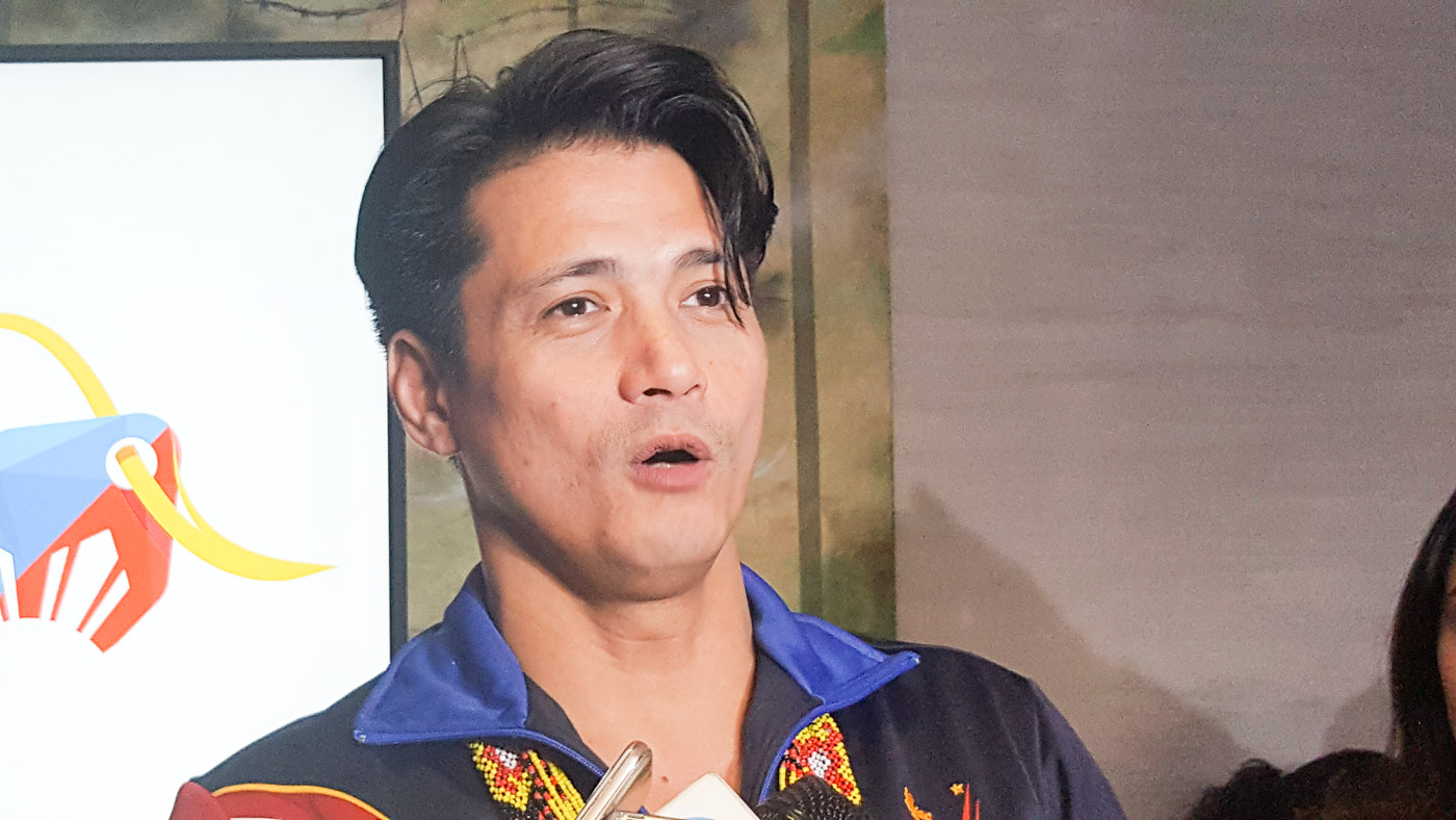 BEHIND THE SCENES. Robin Padilla continues to support President Duterte in a different capacity, through his foundations. Photo by Alexa Villano/Rappler