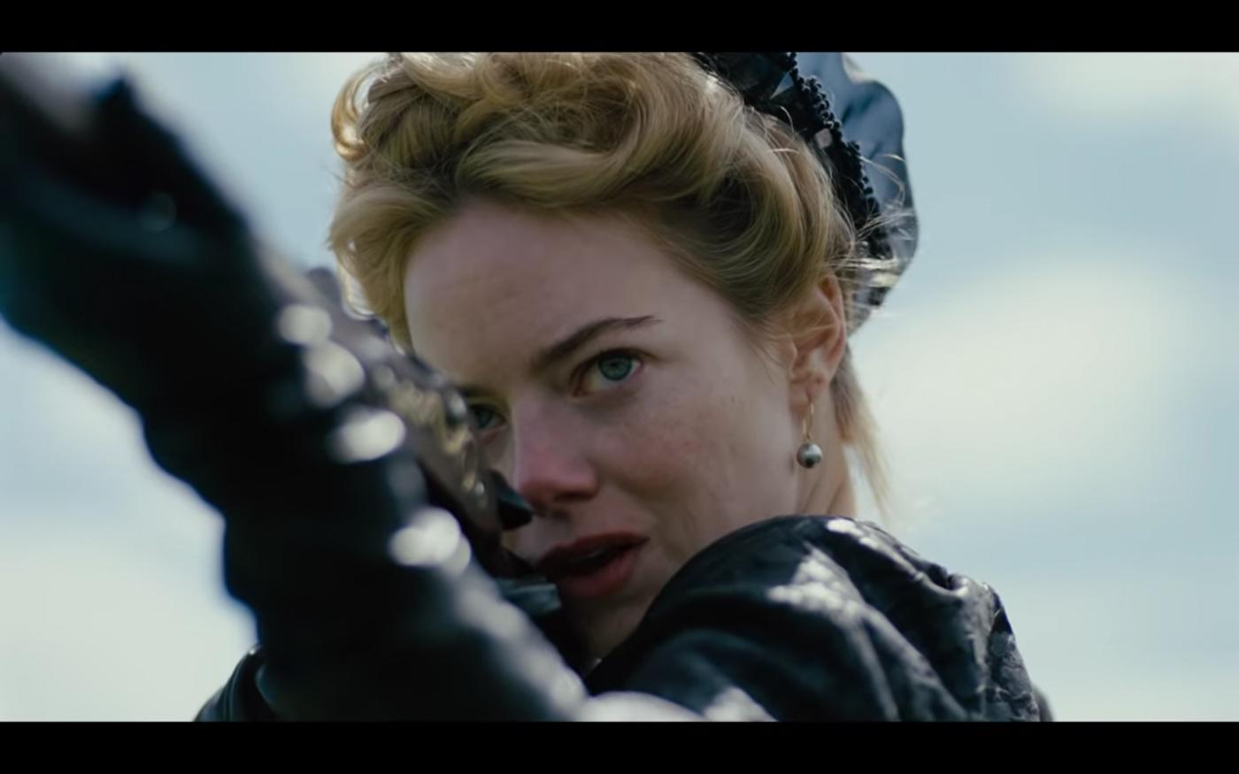 Still from the movie trailer