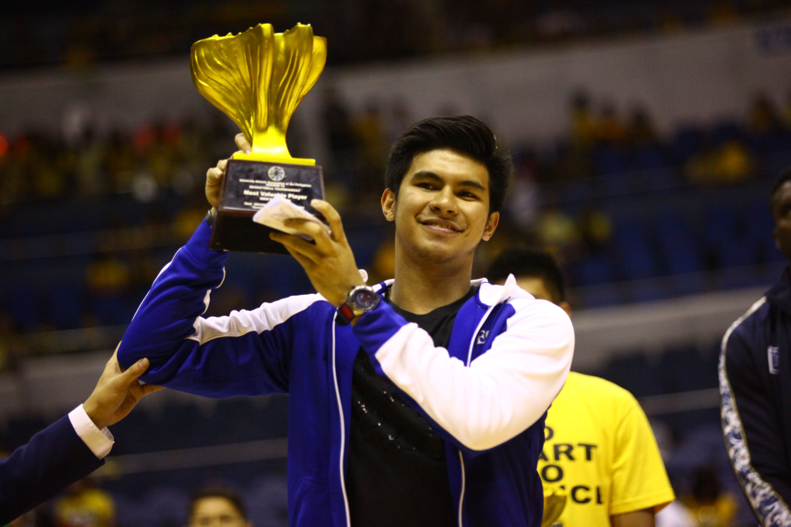 BACK-TO-BACK. Kiefer Ravena ends his UAAP career with another MVP. Photo by Josh Albelda/Rappler