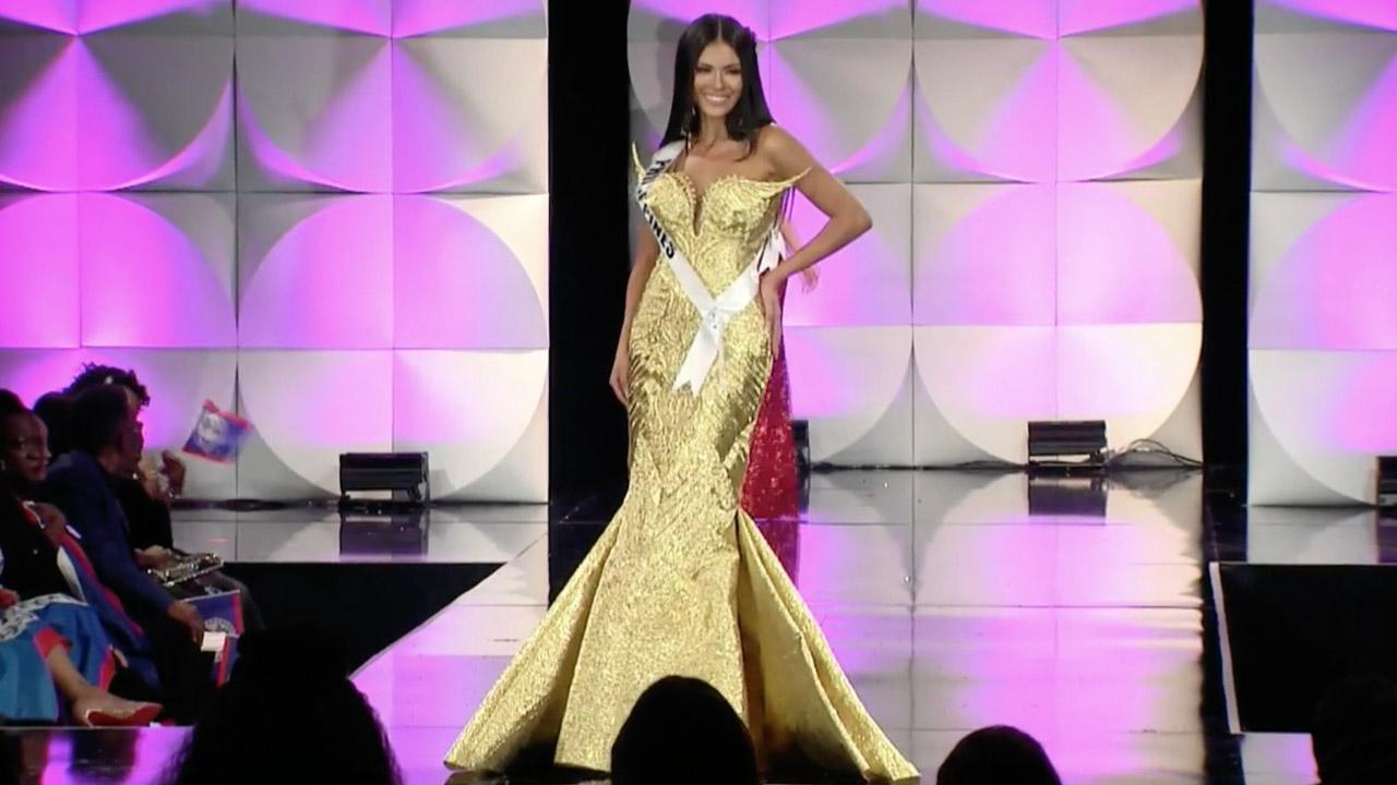 Screenshot from Miss Universe