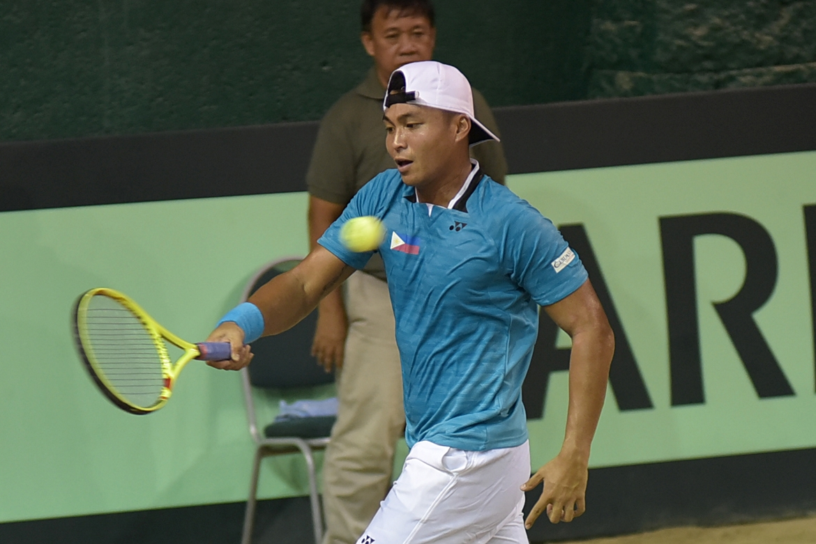 Ruben Gonzales, who grew up idolizing Andre Agassi and Patrick Rafter, hopes to play in the Grand Slams.
