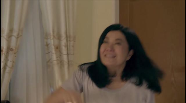 Lorna Tolentino appears in the movie