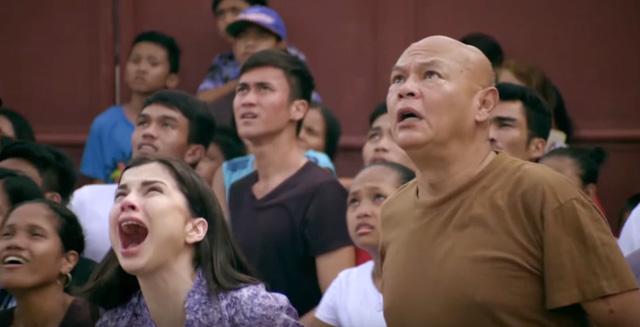 Anna Roces and Bembol Roco in 'Kamandag ng Droga.'
