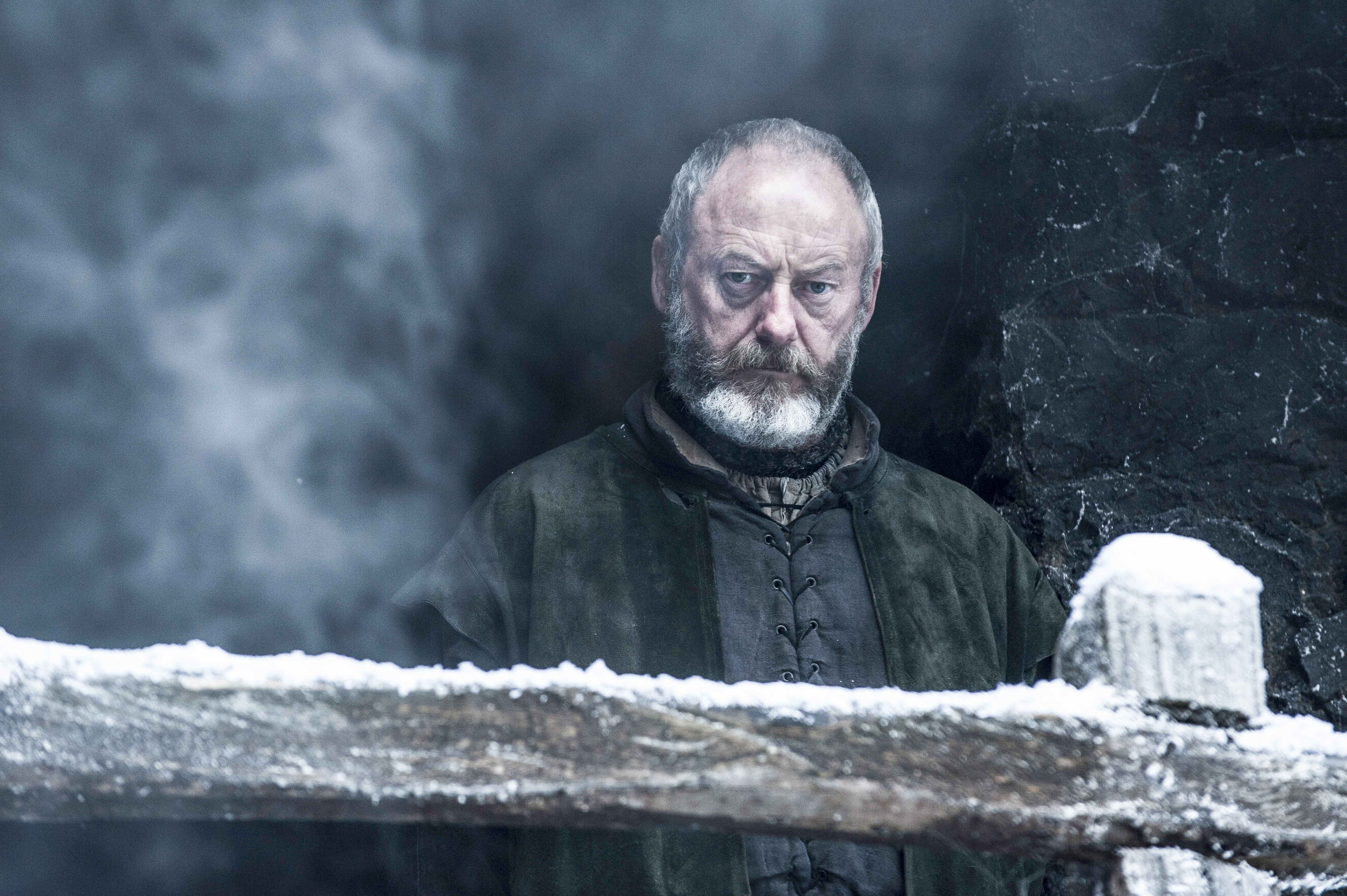 Liam Cunningham as Davos Seaworth. Photo by Helen Sloan/HBO
