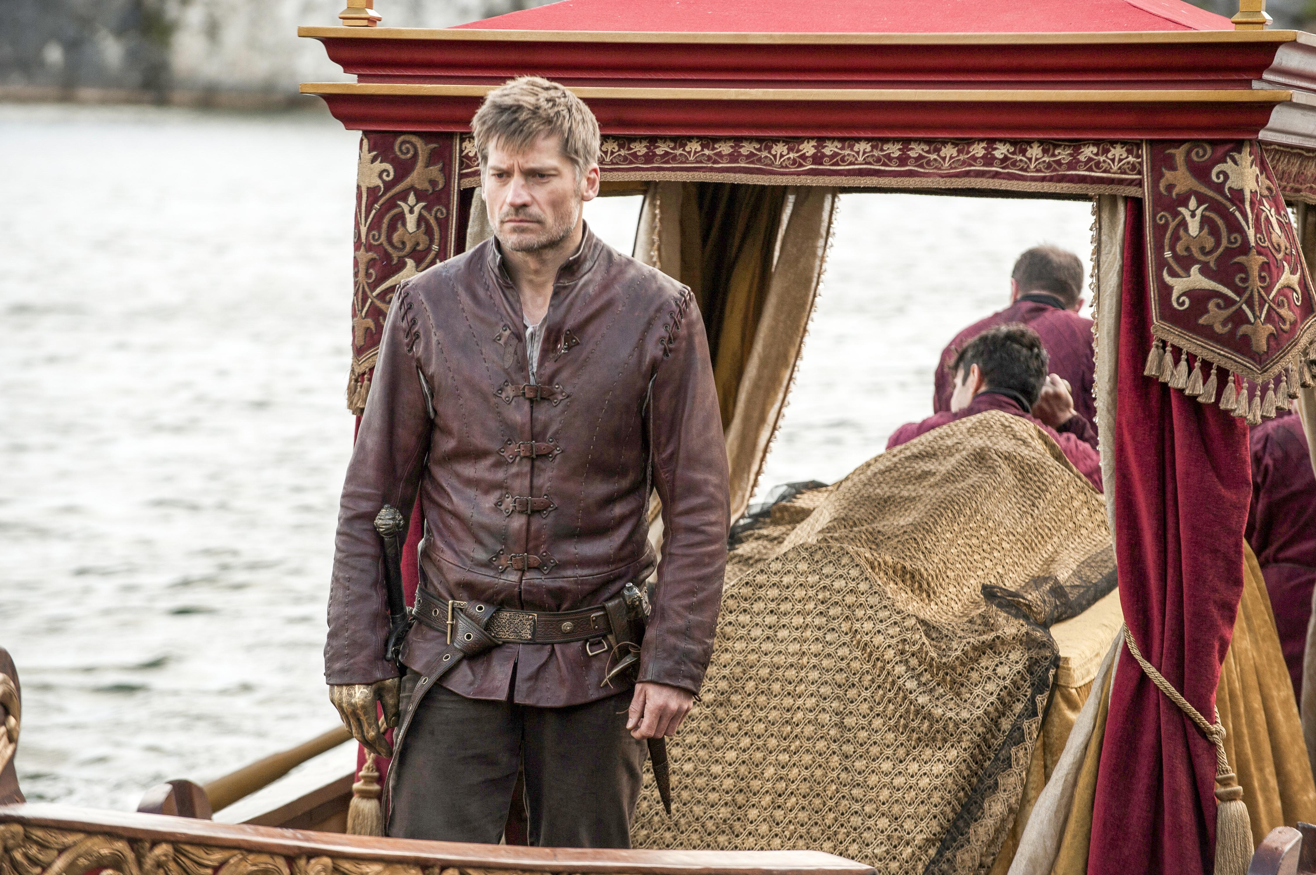 Nikolaj Coster-Waldau as Jaime Lannister. Photo by Helen Sloan/HBO
