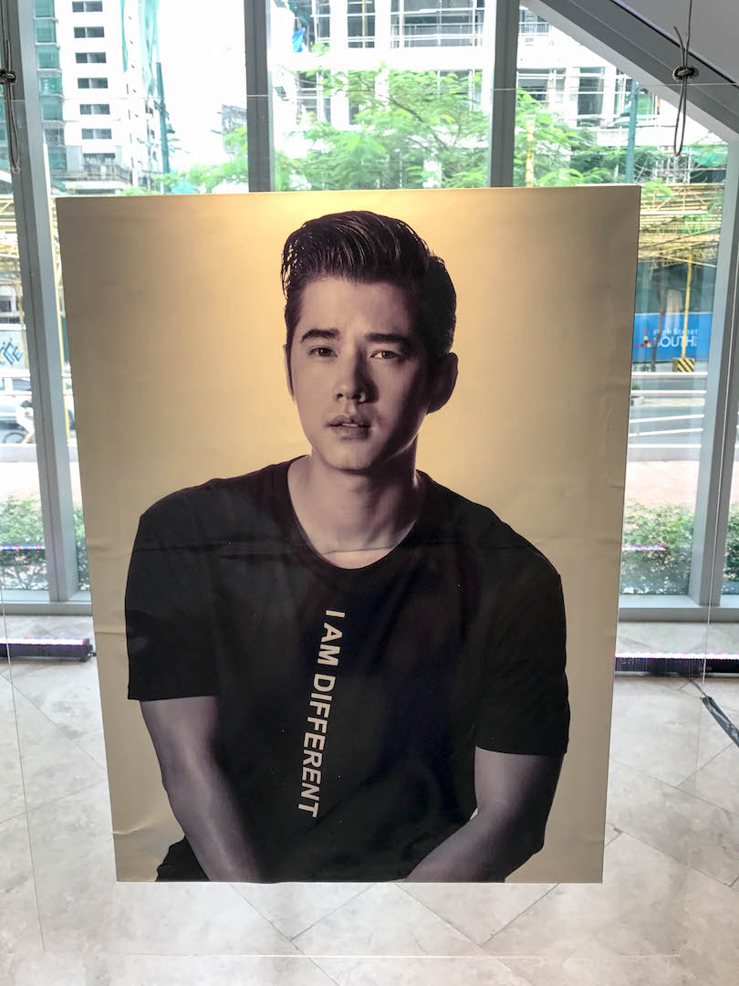 Mario Maurer is proud to be different