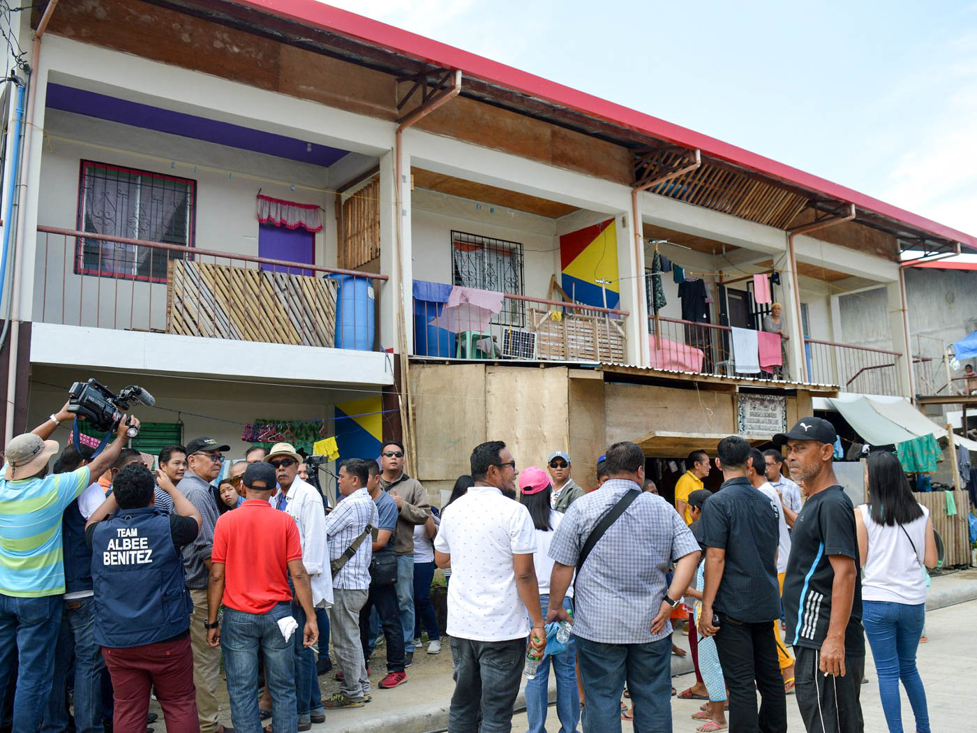 Z3R HOUSING PROJECT for the families displaced by the 2013 Zamboanga siege.