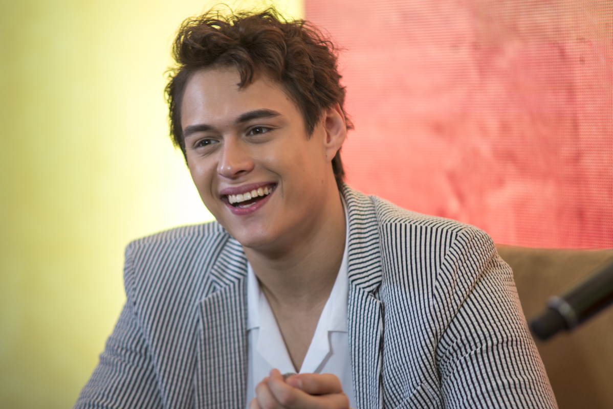 CHALLENGE. Enrique Gil says that he made sure to make his role in 'Make it With You' different. Photo by Rob Reyes/Rappler