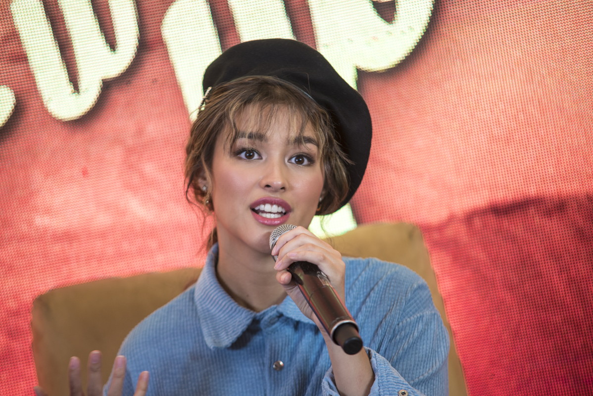 NEW CHARACTER. Liza describes her role as Billie as 'free spirited.' Photo by Rob Reyes/Rappler