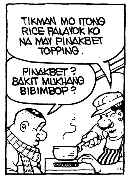 Pugadbaboy Pinoy Bibimbop
