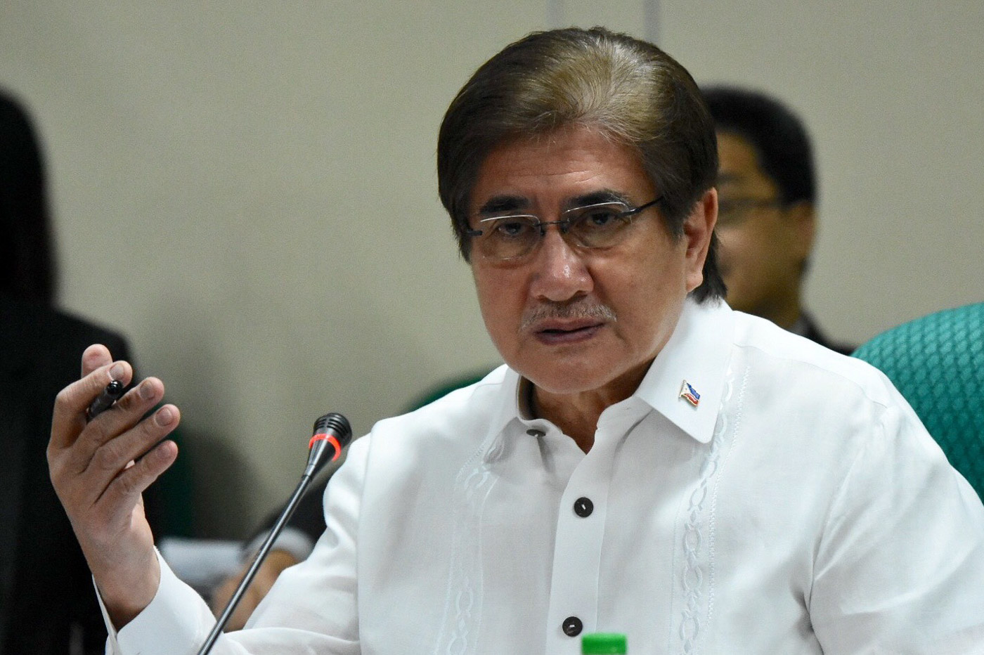 COUPS BEHIND HIM. Senator Gregorio Honasan II was granted amnesty in 1992 after leading several failed coups against the Cory Aquino government. File photo by Angie de Silva/Rappler