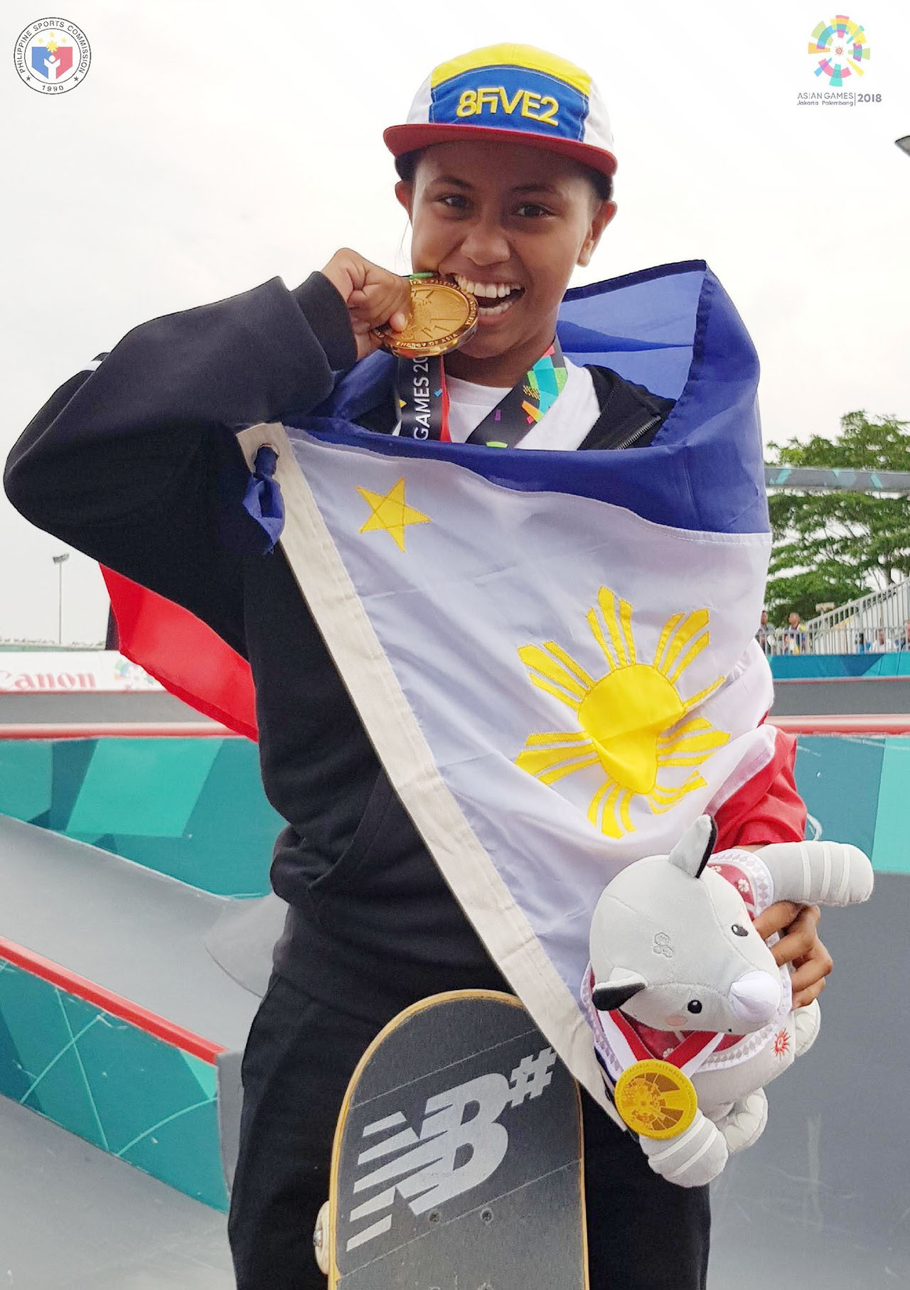 Photo from Philippine Sports Commission