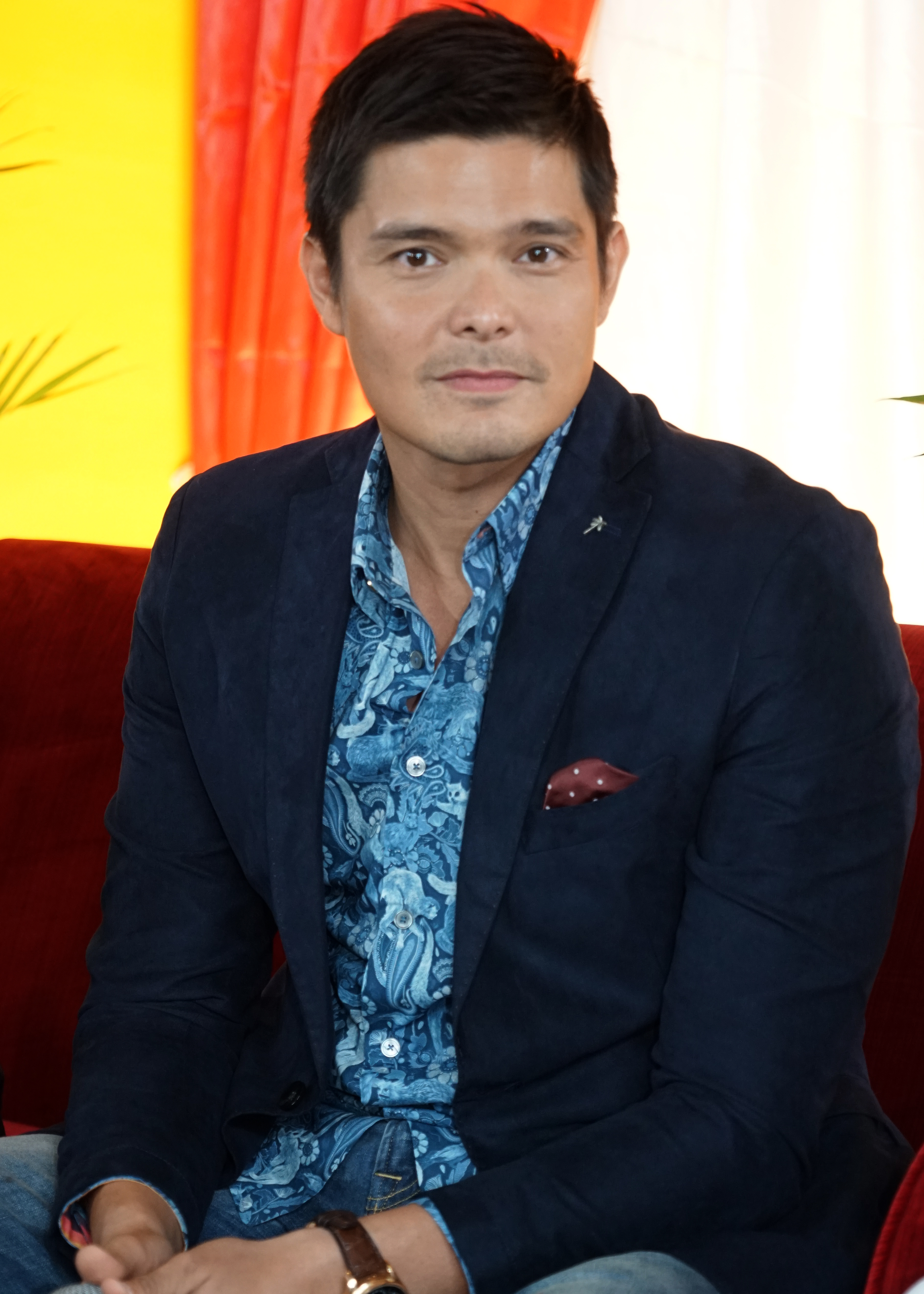 Dingdong Dantes says filming 'Seven Sundays' made him reflect on his own family.