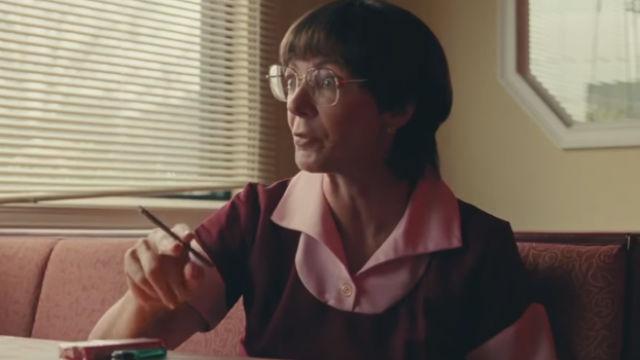 DOMINEERING FIGURE. Allison Jenney plays Tonya's mother