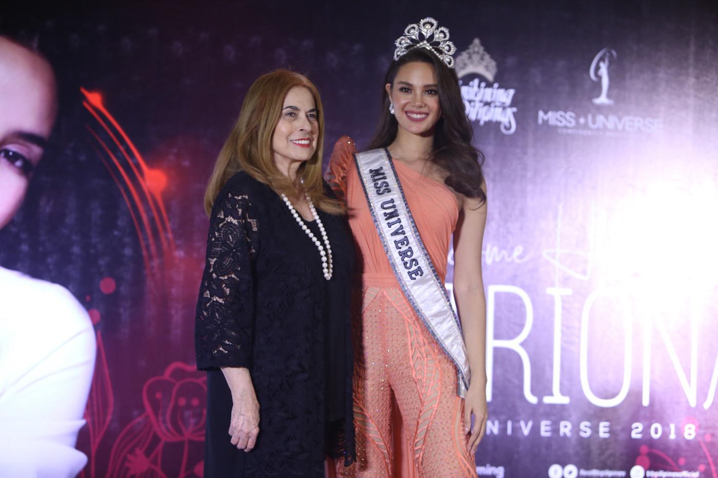 MISS UNIVERSE PHILIPPINES FRANCHISE. Paula Shugart confirms that Stella Araneta still holds the franchise of Miss Universe in the Philippines. File photo by Jory Rivera/Rappler