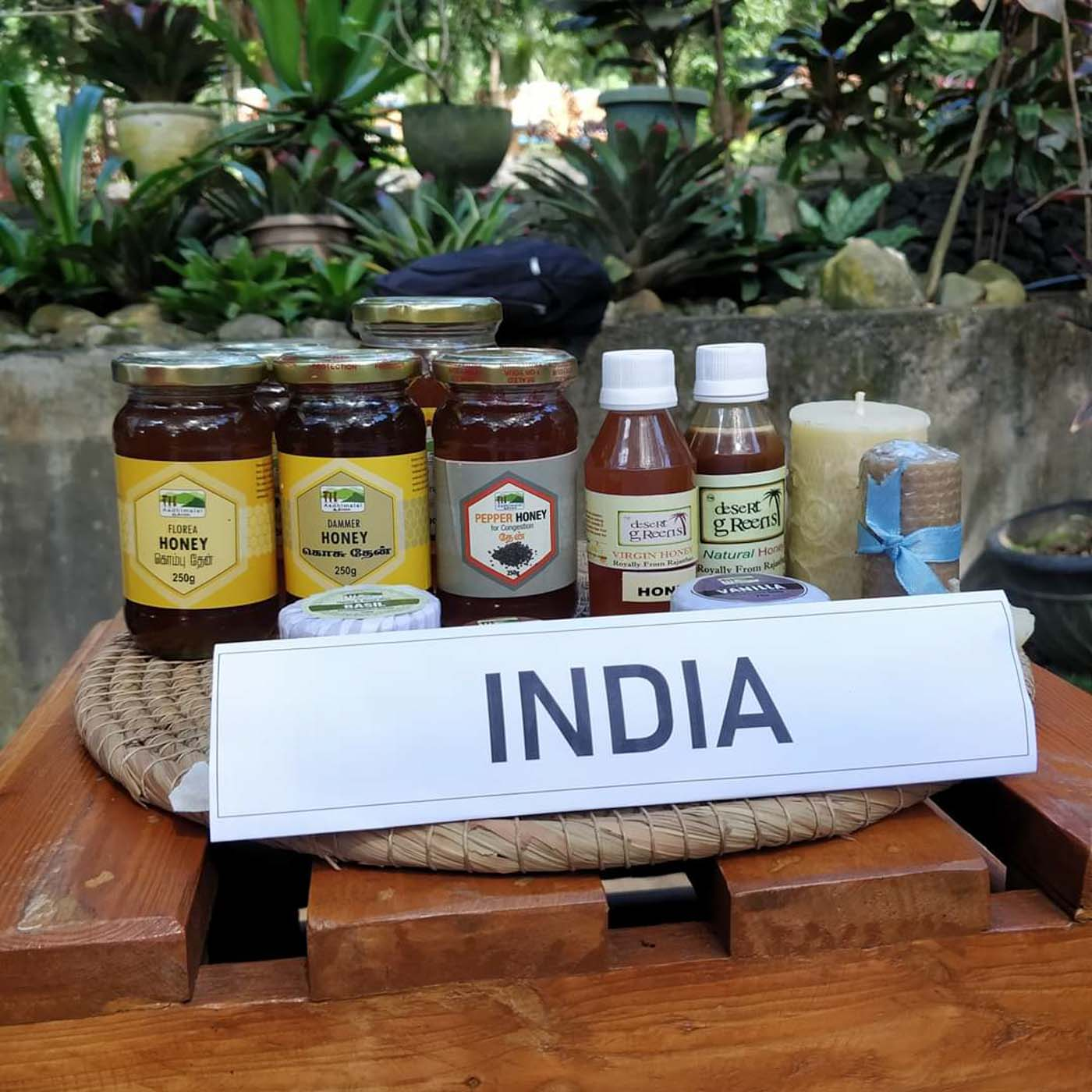 Experts say that studies on honey characterization is important for conservation.Photo courtesy of Non-TImber Forest Products-Exchange Program