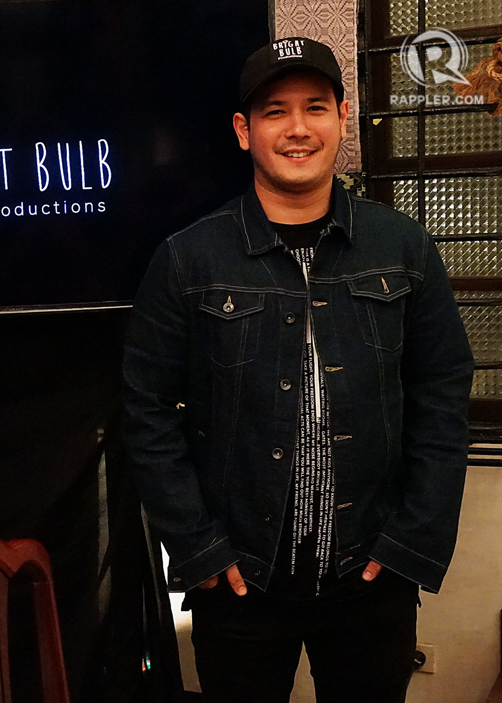 DIRECTOR. John Prats is now on the other side of the cameras, serving as a director for Bright Bulb Productions.