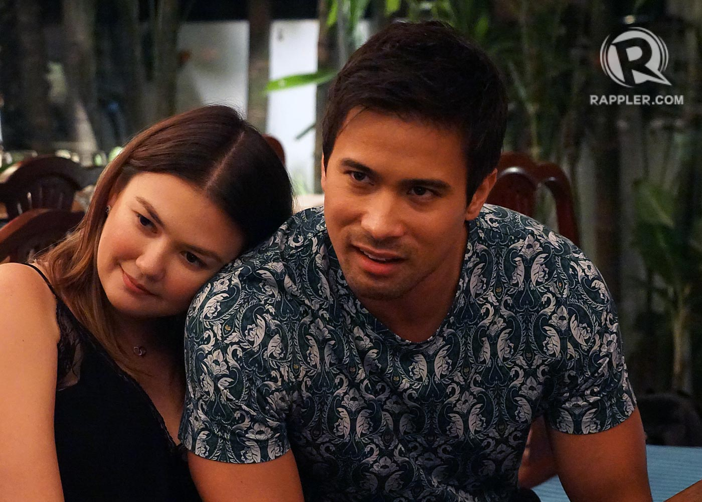 ACTORS. Aside from their work for the company, Angelica Panganiban and Sam Milby also act in Moira dela Torre's music video for 'Malaya.'