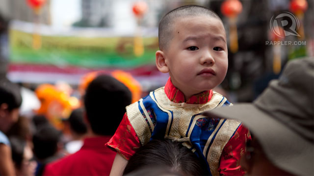 CHINOY IDENTITY. Chinese Filipinos assert their Filipino nationality amid calls to oppose their 'mother country.'