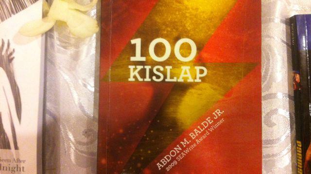 FLASH FICTION. Abdon Balde Jr's 100 short stories were written in not more than 150 words each