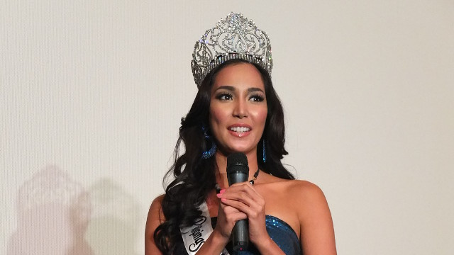 BEST OF BOTH WORLDS. Miss International-Philippines 2013 Bea Rose Santiago says her experience of living in the province and in a big city have made her outgoing and friendly