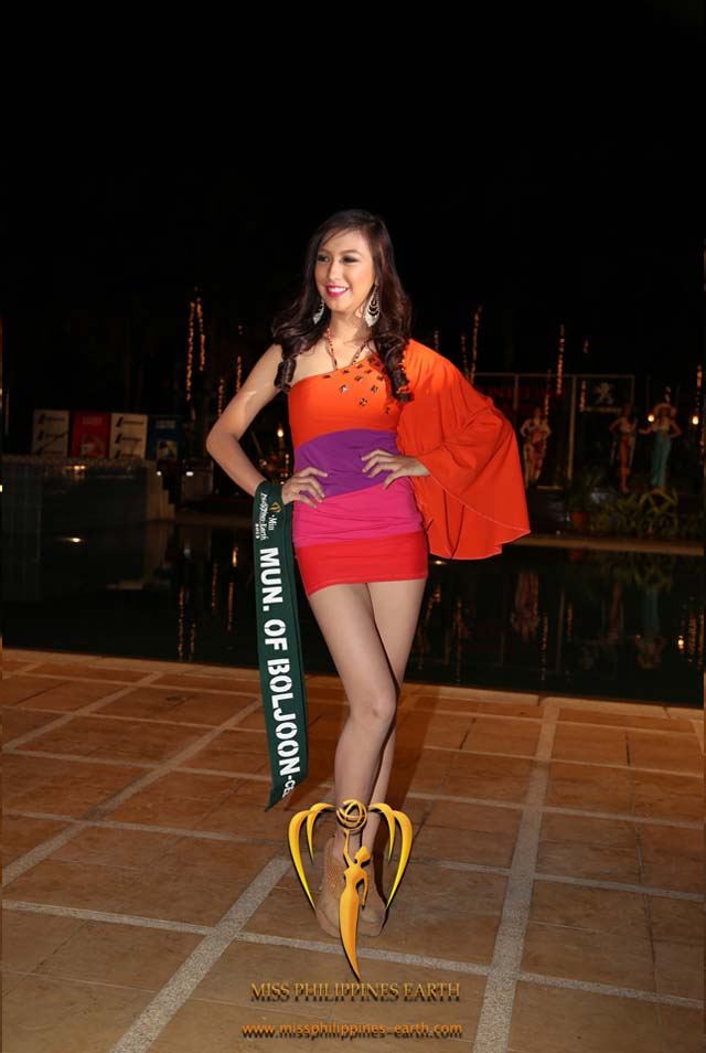 RESORTWEAR COMPETITION. Jessa Marie Jane Cariaga at the resortwear competition on April 12 at Hotel Pontefino u0026 Residences, Batangas. Photo courtesy of Carousel Productions