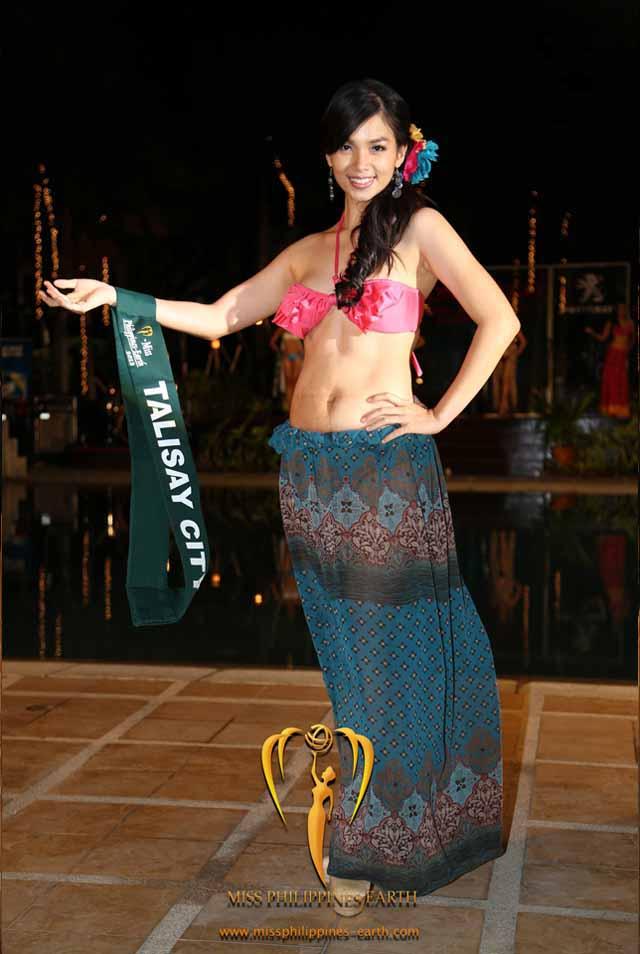 RESORTWEAR COMPETITION. Maria Eliza Zosa at the resortwear competition on April 12 at Hotel Pontefino u0026 Residences, Batangas. Photo courtesy of Carousel Productions