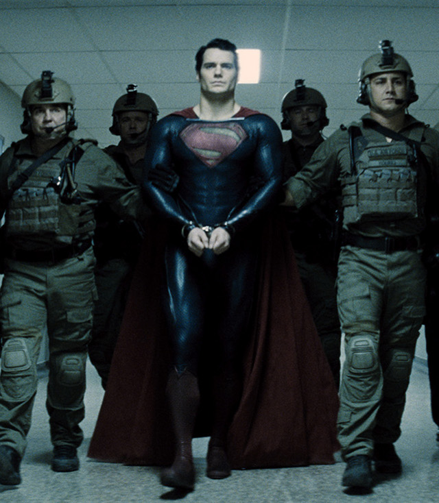 SUPERMAN 2013. Henry Cavill in the 2013 film 'Man of Steel' opening in the Philippines on June 12. Image courtesy of Warner Bros Pictures
