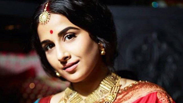 BOLLYWOOD HEROINE. Vidya Balan is the face of a bolder Bollywood. Photo from the Vidya Balan Facebook page