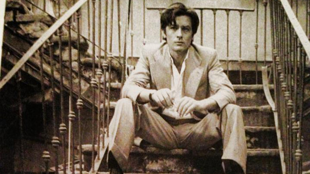 PURPLE NOON. Cannes remembers renowned actor Alain Delon. Photo from the Alain Delon Facebook page