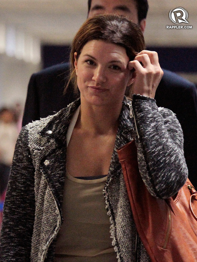 FAST 6. Carano plays a diplomatic security service agent in her latest film
