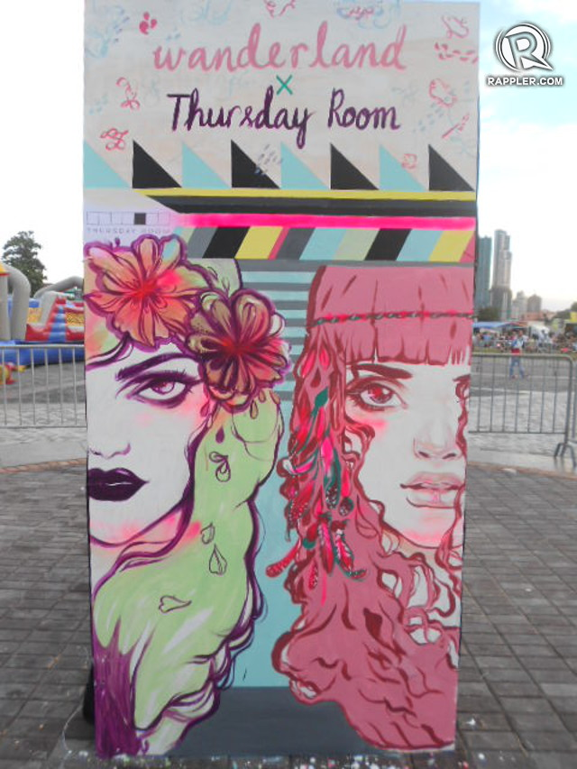 WANDERLAND ART. An ode to Wanderland beauties painted by Thursday Room