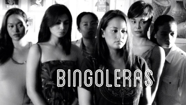 BINGOLERAS. Six intersecting lives in one bingo game. Photo from Liza Diu00f1o's Facebook page