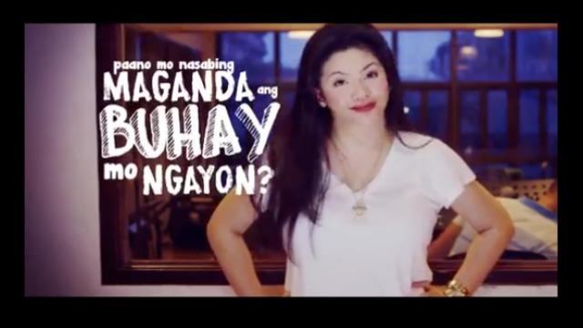 MAGANDA ANG BUHAY. Kayanihan celebrates optimism and faith in the Filipino's future