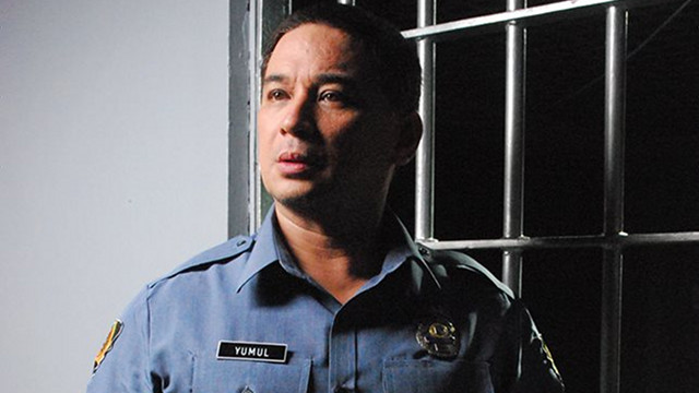 RODRIGO YUMUL. Ricky Davao plays the warden who instigates positive changes in the prison