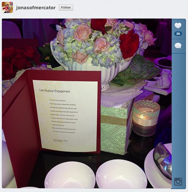 Screen shot from Instagram.com