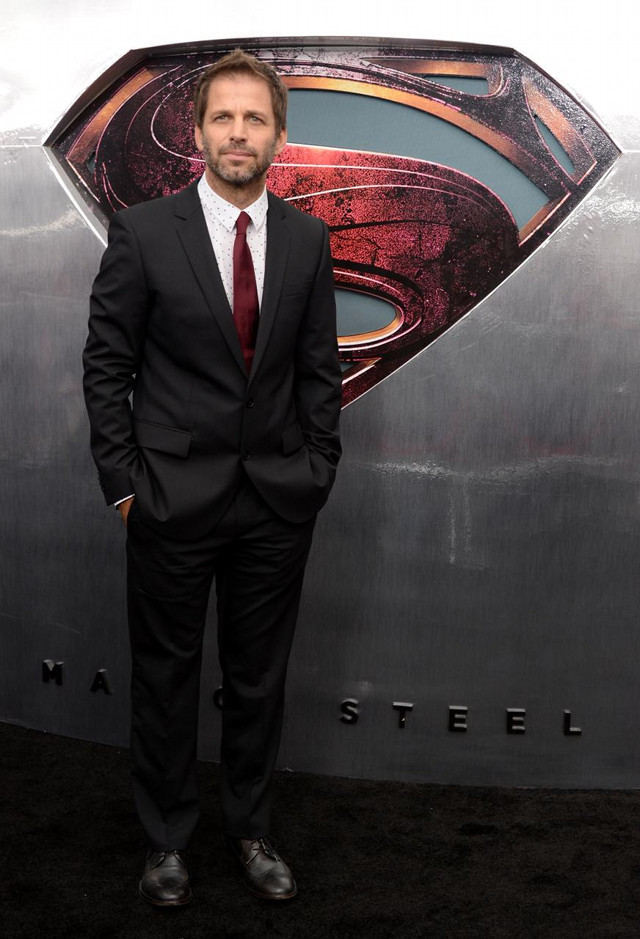 MABUHAY, PHILIPPINES! Director Zack Snyder thanks Filipinos for supporting 'Man of Steel' and invites those who haven't seen the movie yet to go see it. Photo courtesy of Warner Bros Philippines